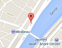 Centre d'affaires 50, quai Louis Blériot PAris 16